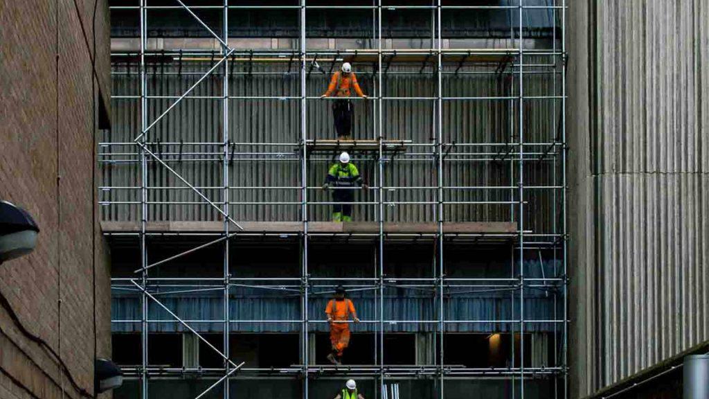 Norwich Industrial Scaffolders, Industrial Scaffolding Company